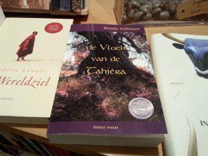 vloek van de tahiéra spirituele roman wendy gillissen